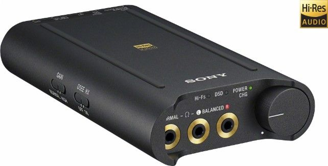 Sony Portable High Res Dac And Headphone Amplifier Black Pha3 Best Buy Headphone Amplifiers Amplifier Sony