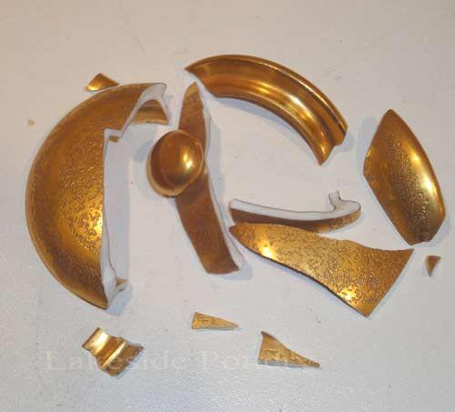 How To Repair Broken Ceramic Pottery And Ceramic Repair And Restoration Ceramics Pottery Creative Hobbies