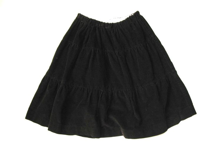 Papo d'Anjo Corduroy Skirt 8Y