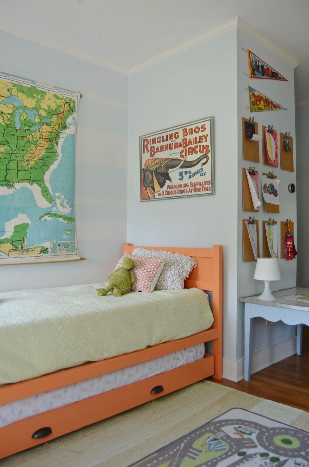 30 Brilliant Image of Kids Bed Diy Детская комната, Детские