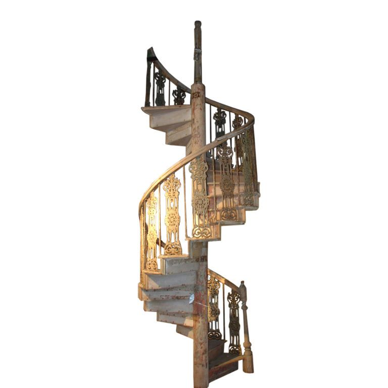 Best Antique Spiral Staircase Found In Central South France 400 x 300