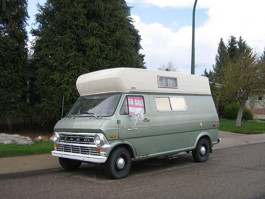 Fordeconolinemotorhome Ford E Series Wikipedia The Free