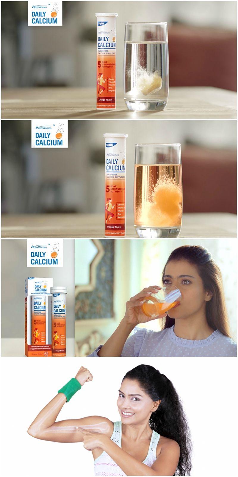 Just Drop Fizz Sip To Meet Your Daily Calcium Needs Calcium Bone Strengthening Health