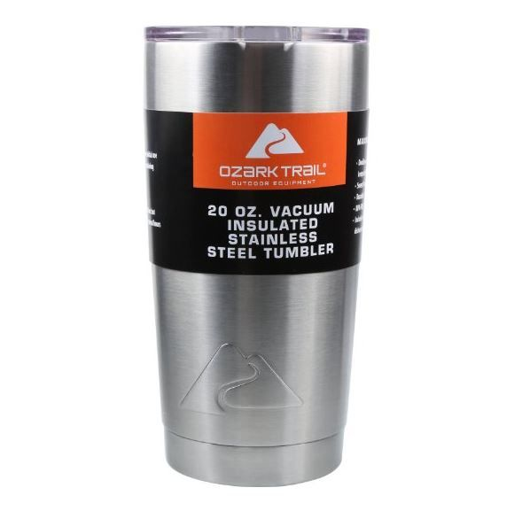 Ozark Trail Tumbler Is A Yeti Knockoff Which Is Available Online And At Walmart Ozark Trail Tumbler Ozark Tumbler Ozark Trail