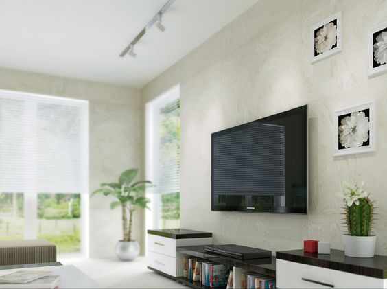 Creative And Modern Tv Wall Mount Ideas For Your Room  Tv Corner Simple Tv Wall Mount Designs For Living Room Design Ideas