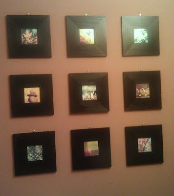 Using The Ikea Malma Square Mirrors And Turning Them Into Framed
