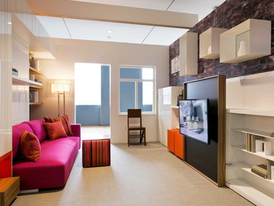 Genial Installation View Of LaunchPad, The Micro Unit On Display At The Museum Of  The City Of New York, Designed By Pierluigi Colombo And Amie Gross  Architects.