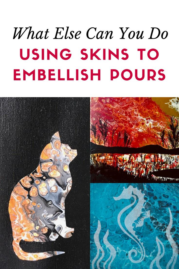 What Else Can I Do With Skins Embellish A Pour