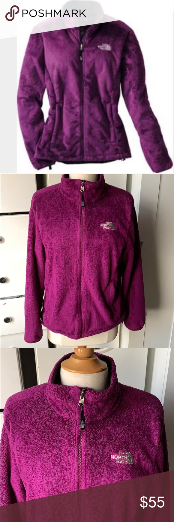The North Face Fuzzy Jacket Size Large Fuzzy Jacket Clothes Design North Face Jacket [ 1740 x 580 Pixel ]