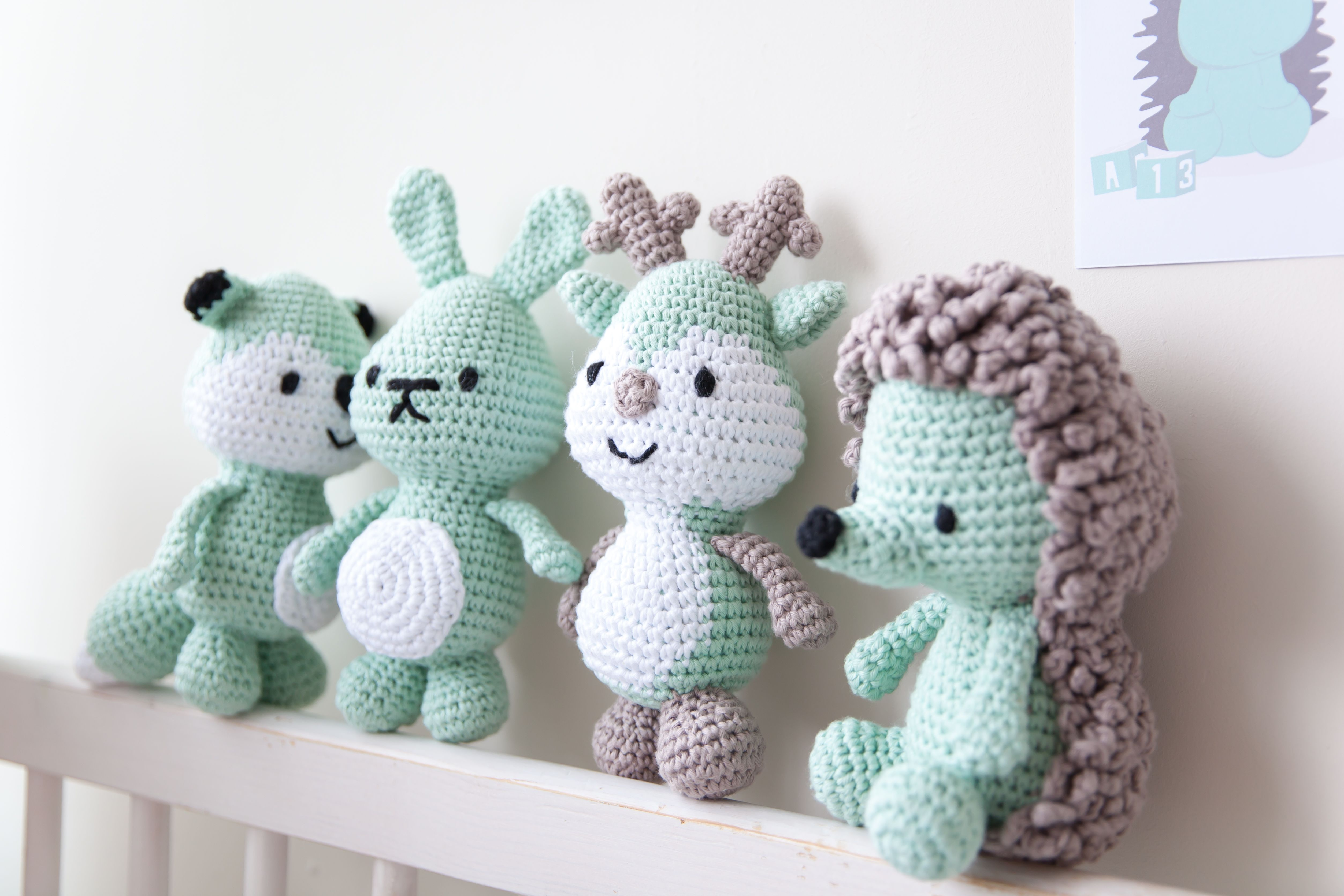 How to Crochet: Amigurumi Basics: 6 Steps (with Pictures)