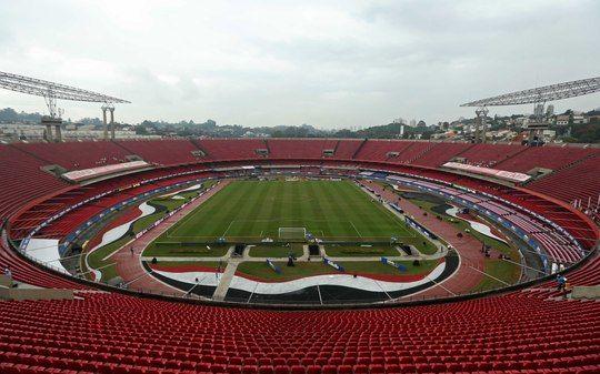 São Paulo abre as portas do Morumbi para o Palmeiras mandar seus jogos
