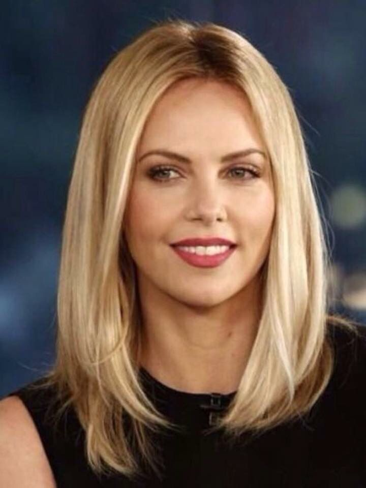 Charlize Theron Hair Pinterest Charlize Theron Hair Style And