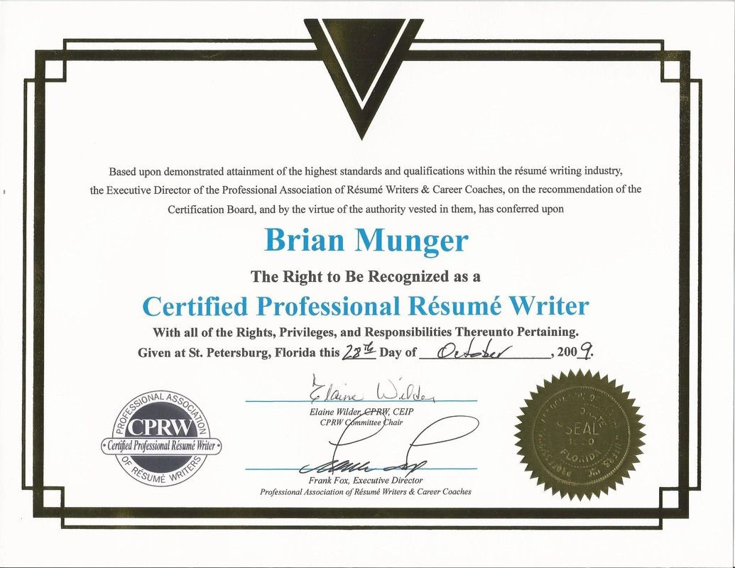 Many Writers Who Claim To Have This Certification Are Not Even