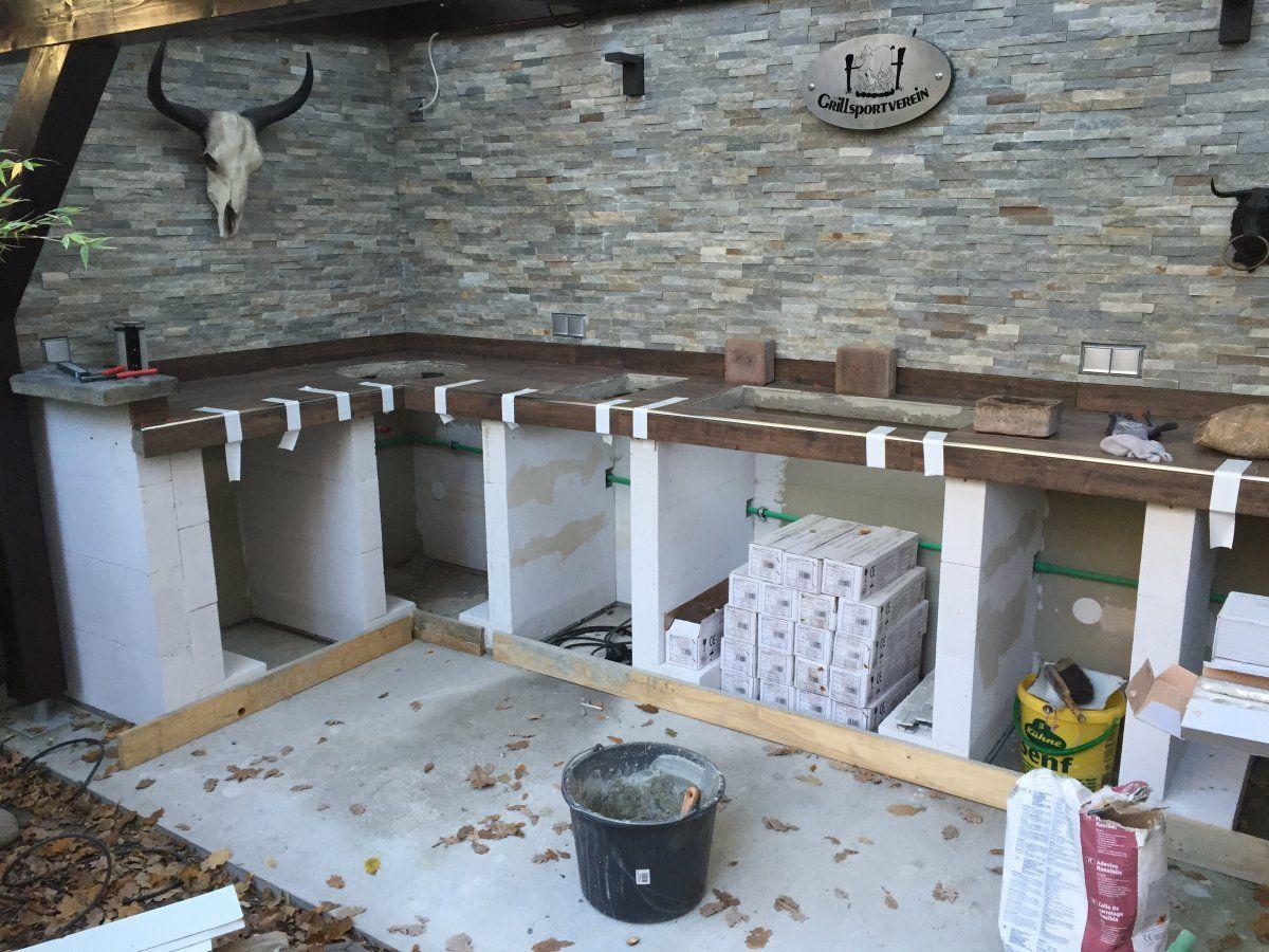 Außenküche Mit Holzbackofen : Holzbackofen die outdoorküche das original