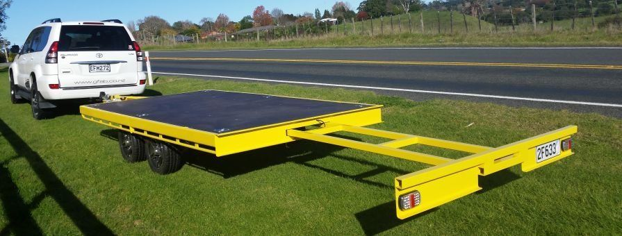 Alloy Trailers