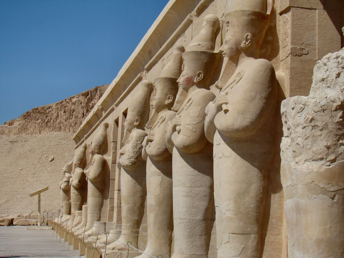 поспешили картинки египет статуи там була ведучою