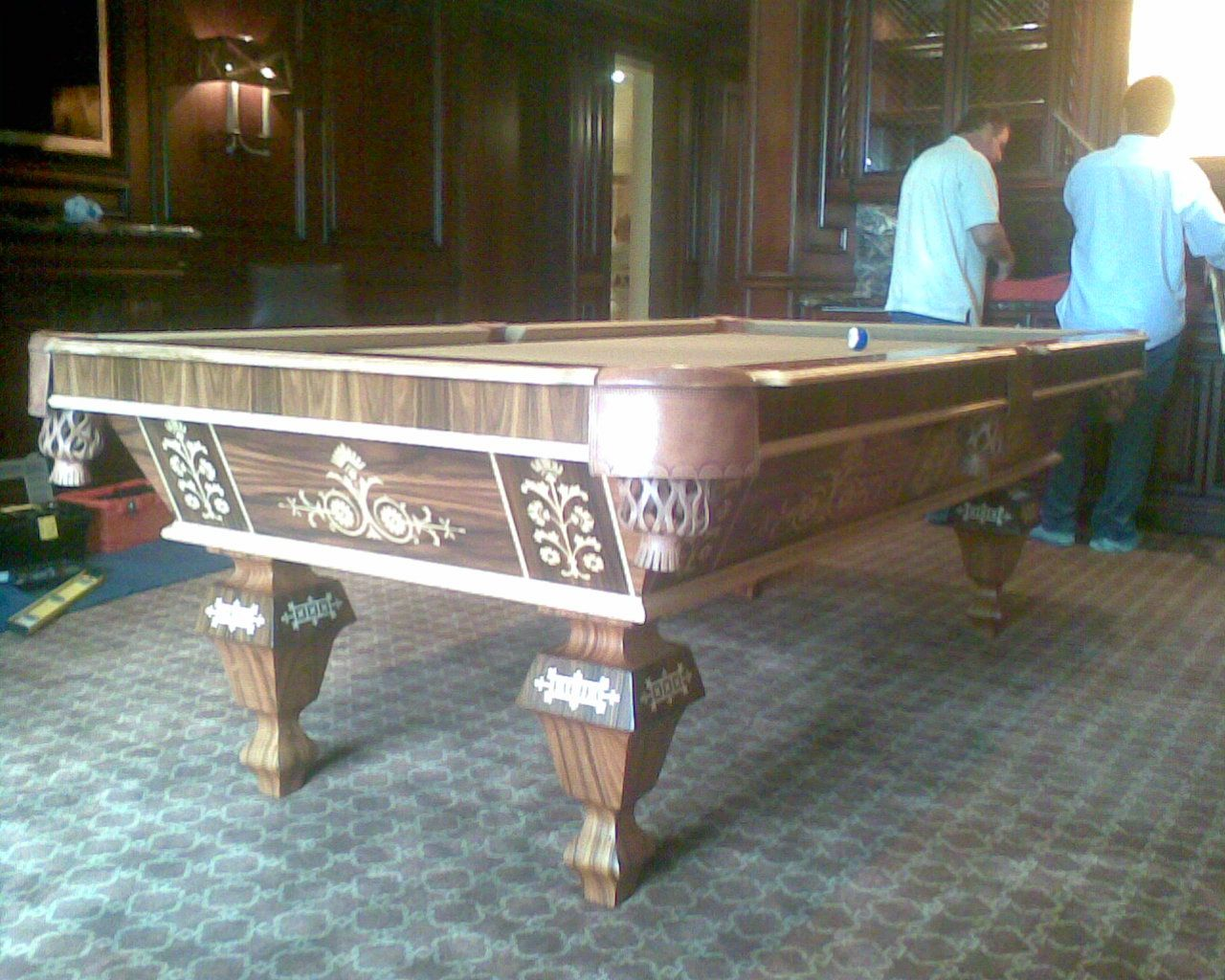 Delicieux Seattle Pool Table Movers ABIA In Tacoma, WA