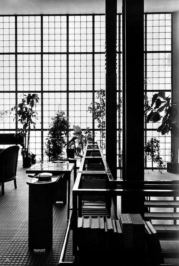 Soho House Shoreditch: Somewhere I Would Like To Live: Maison De Verre 1932