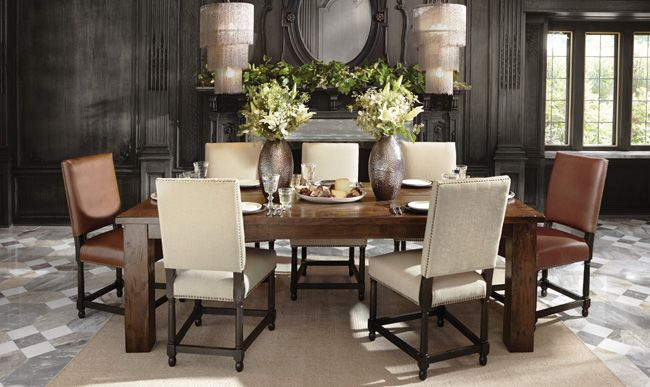 Arhaus Rio Dining Table