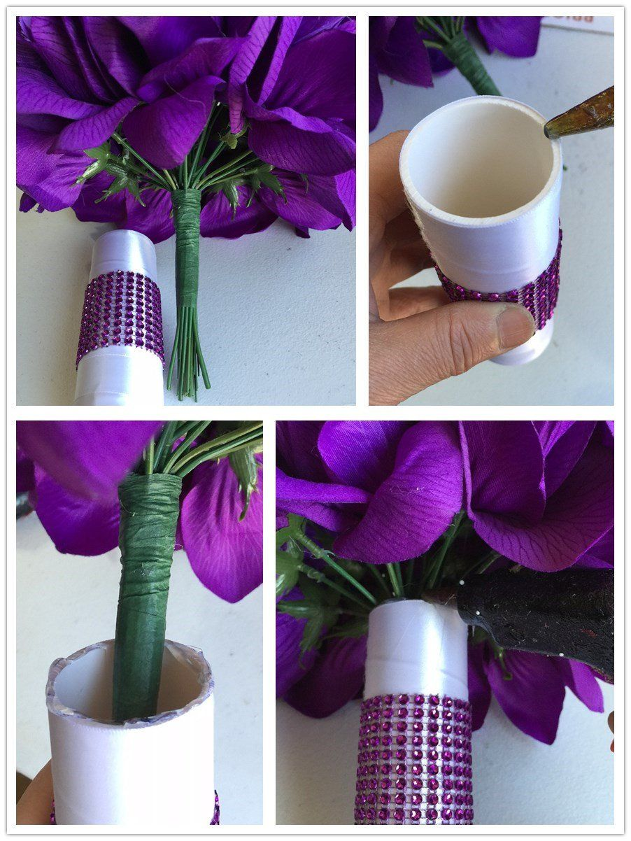 Medium Or Large Bouquet Handle Clipholder Products Pinterest