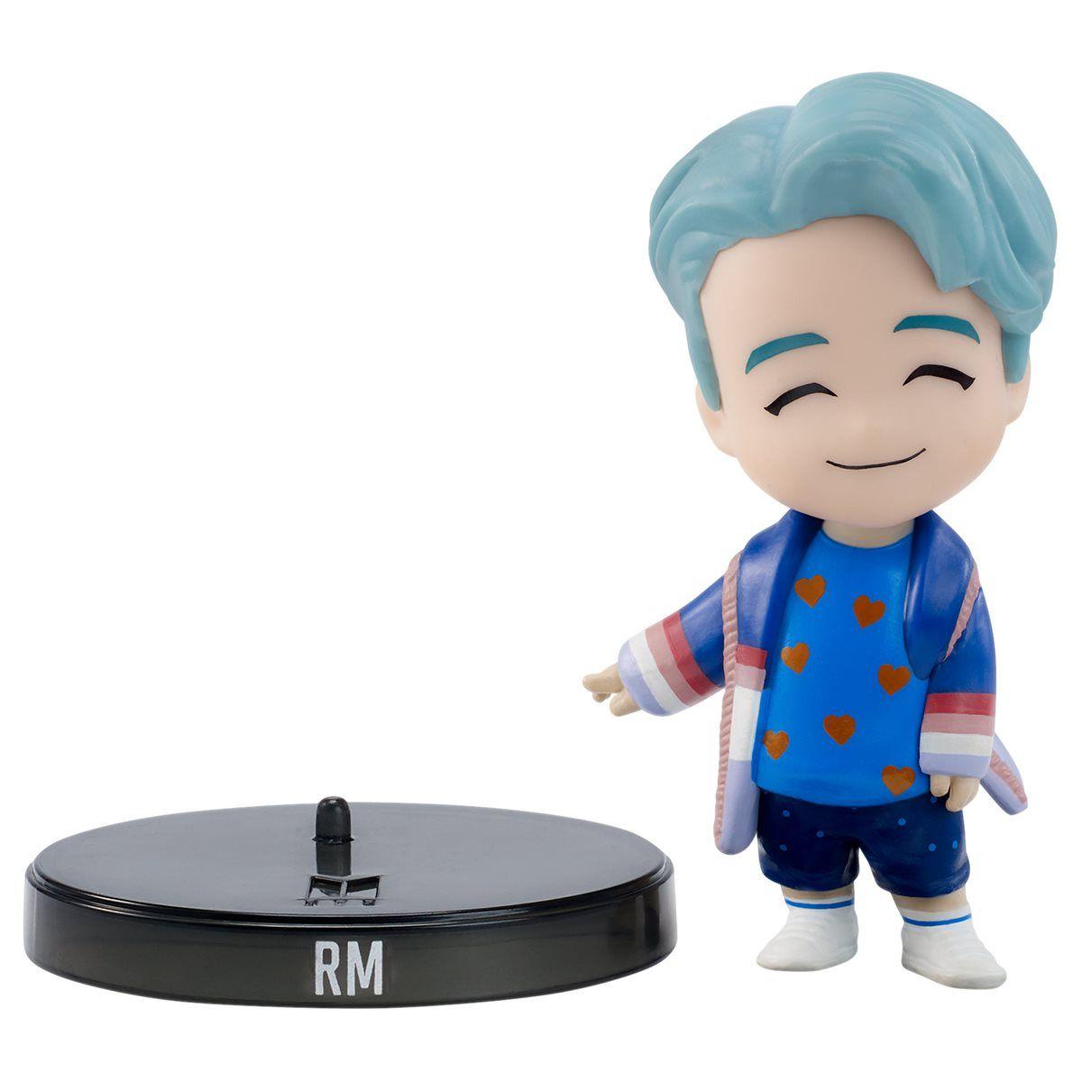 Bts Rm Vinyl Mini Vinyl Figure Entertainment Earth In 2020 Vinyl Figures Vinyl Mini