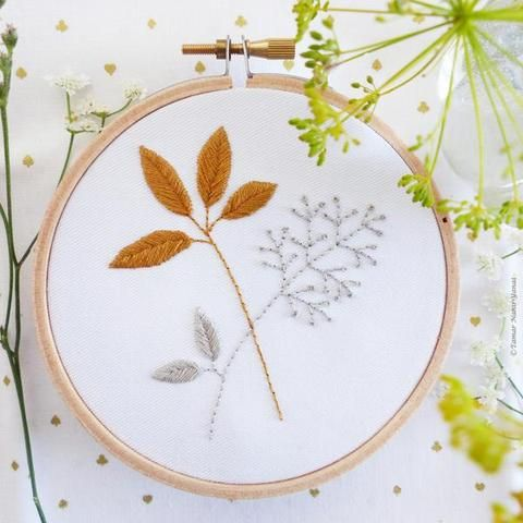 Stitch Craft Tulsa Embroidery Kit Organizations
