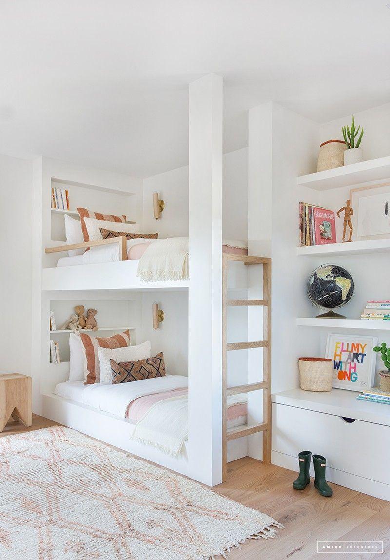 Kids Bunk Beds Bunk Beds Built In Kids Room Design Bedroom Design