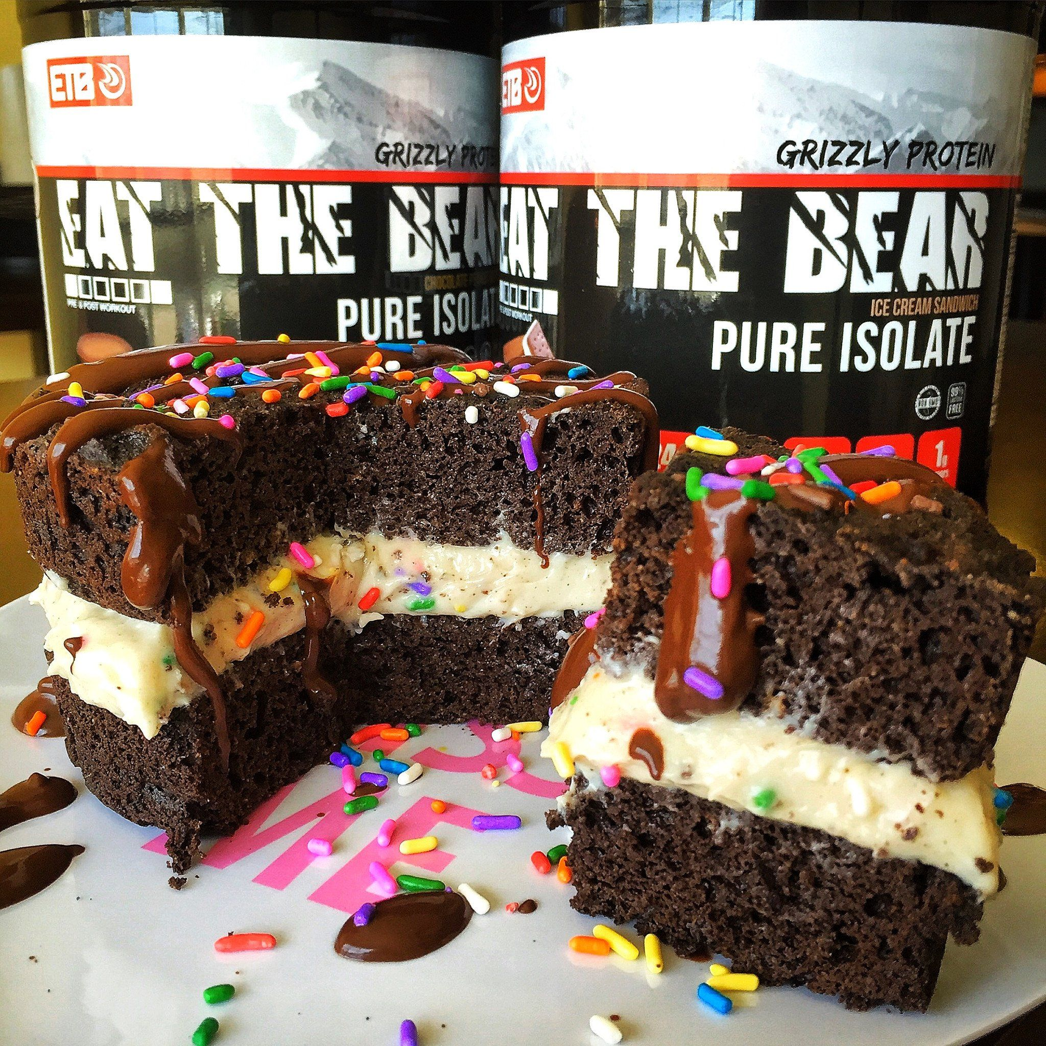 Birthday oreo protein cake recipe with images protein