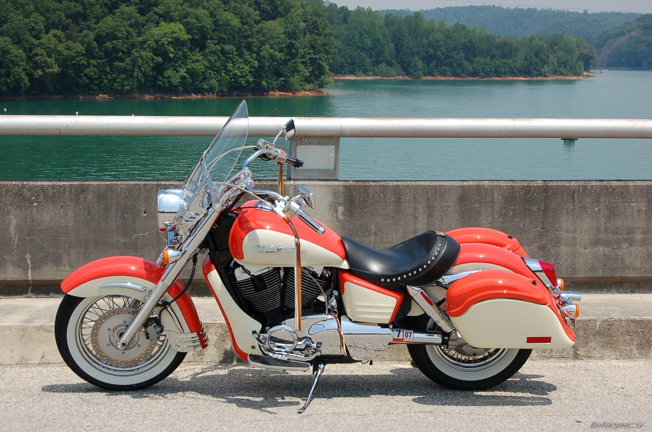 1999 Honda Shadow Aero 1100 Vicky Cawleys 1998 Honda Shadow Aero