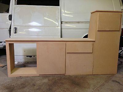 8de9045538 VW T4 CAMPERVAN Interior Cupboard Unit Kits