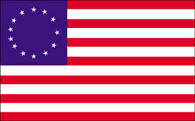 Flag Of The 13 Colonies 13 Colonies Flag 13 Colonies Flag