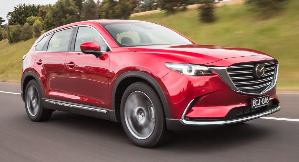 Australias Mazda CX9 Updated For 2020 With New AllWheel