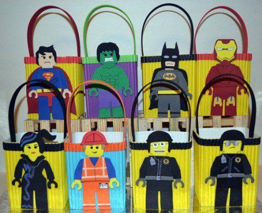 The Lego Movie Themed Birthday Party Ideas Supplies Lego movie