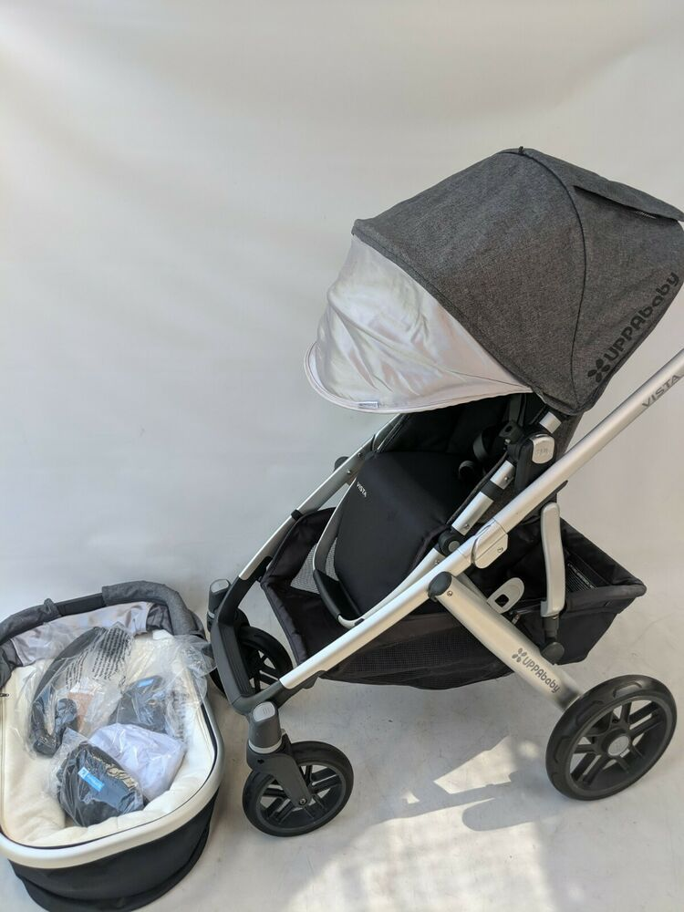 Details about Uppababy Vista stroller 2019 Jordan Vista