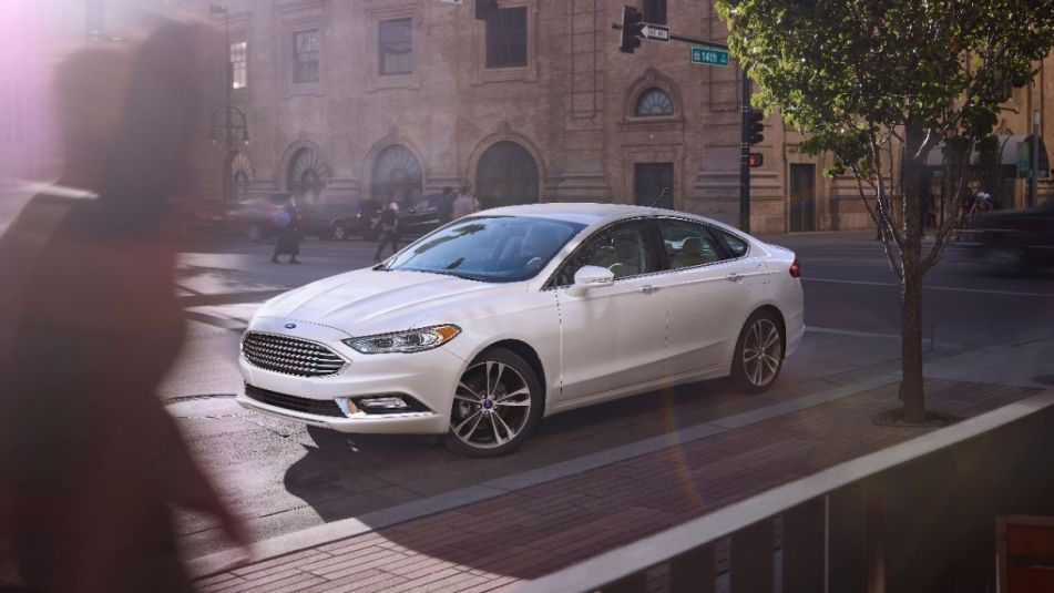 The 2017 Ford Fusion from Used Car Dealers in Bend, OR is