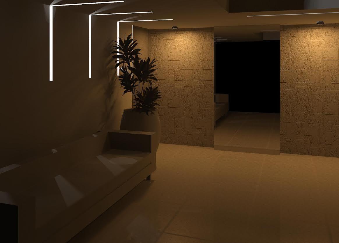 Muitas vezes Embutido parede e teto GAP ILUMINAR LED.   iluminação   Pinterest  JH61