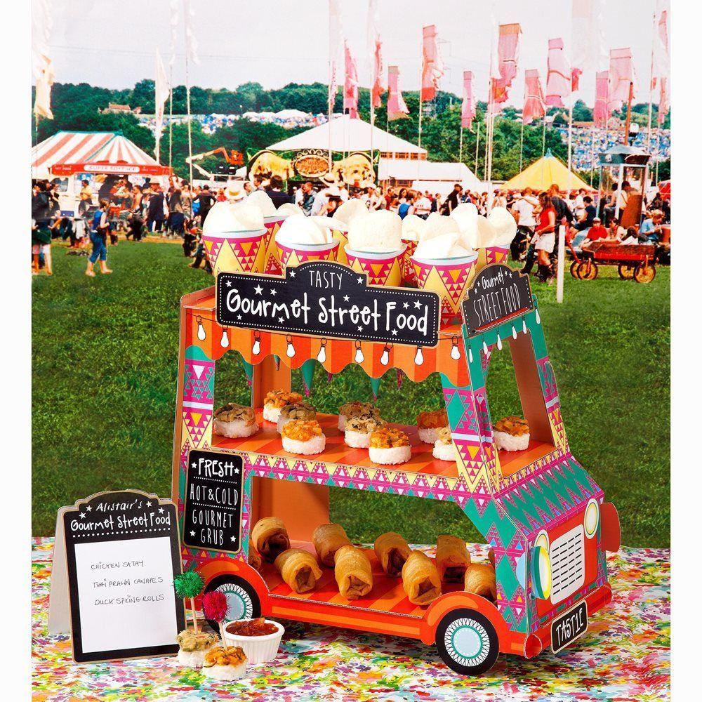 Comprar Stand carrito comida ambulante al mejor precio por sólo 23,40 €. Fiestafacil, tienda online de artículos para fiestas originales