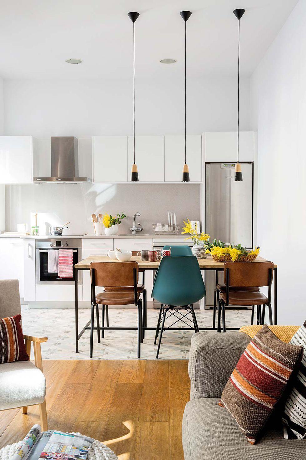 une designer dintrieur amnage un appartement espagnol planete deco a homes world