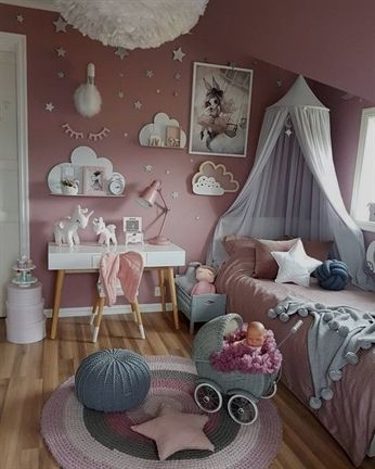 21 Attractive Girl Bedroom Ideas (Amazing Tips and Inspirations) images