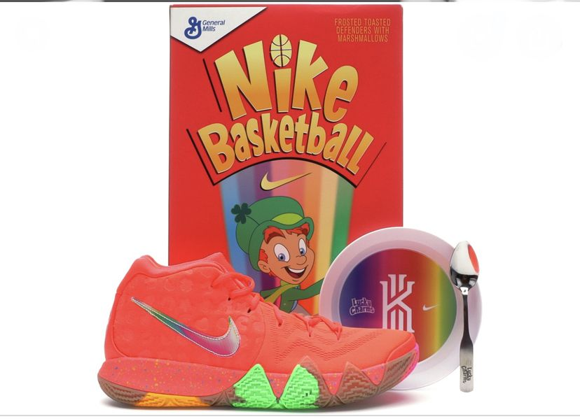 Nike Kyrie 4 Lucky Charms (Special