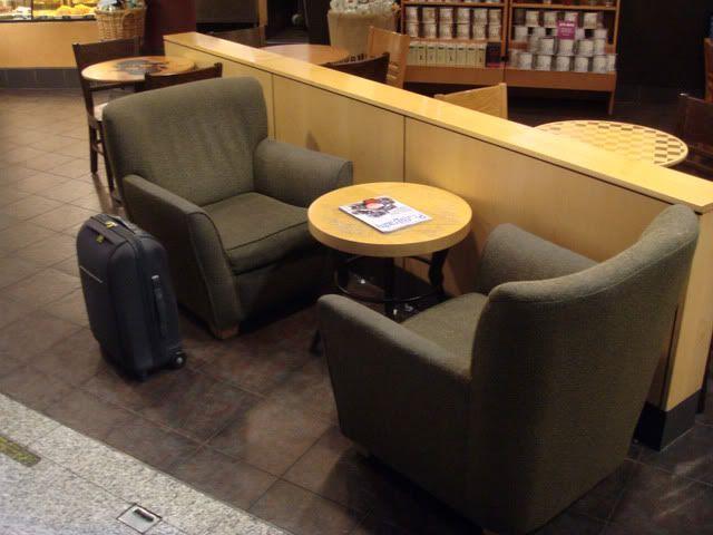 Starbucks Chairs Cbc Chair Aviation Forum Recliner