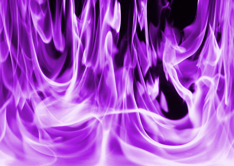 School Photos Purple Flame Purple Fire Blue Flames