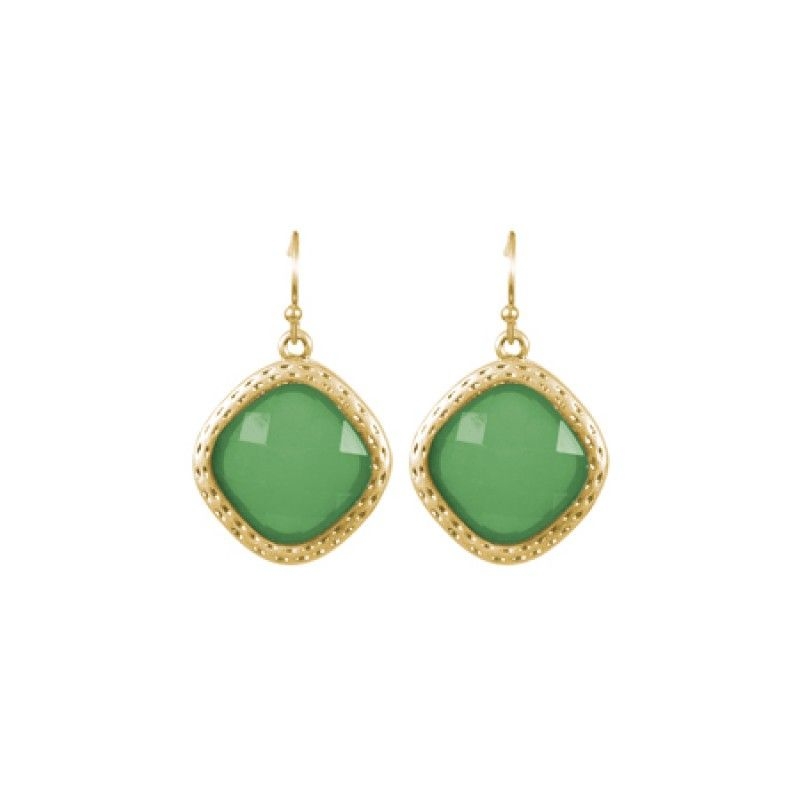 Pea Pod Paper and Gifts Green Charlotte Earrings *multiple colors* - NEW!
