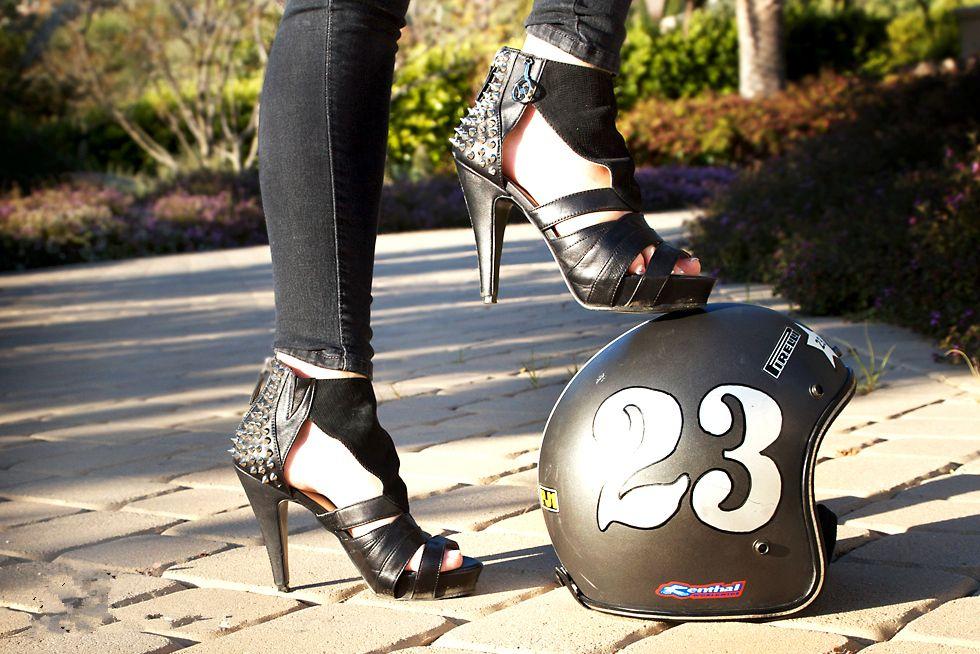 Biker Babe Celebrity Style 4  www.singlebikerdate.com