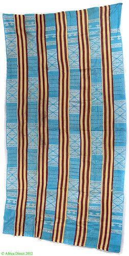 Yoruba ASO Oke Cloth with Openwork Nigeria African Sale Was $65 | eBay