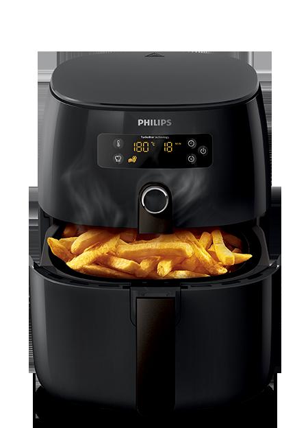 Airfryer Philips Heissluftfriteuse Heissluftfritteuse Zubereitung Friteuse