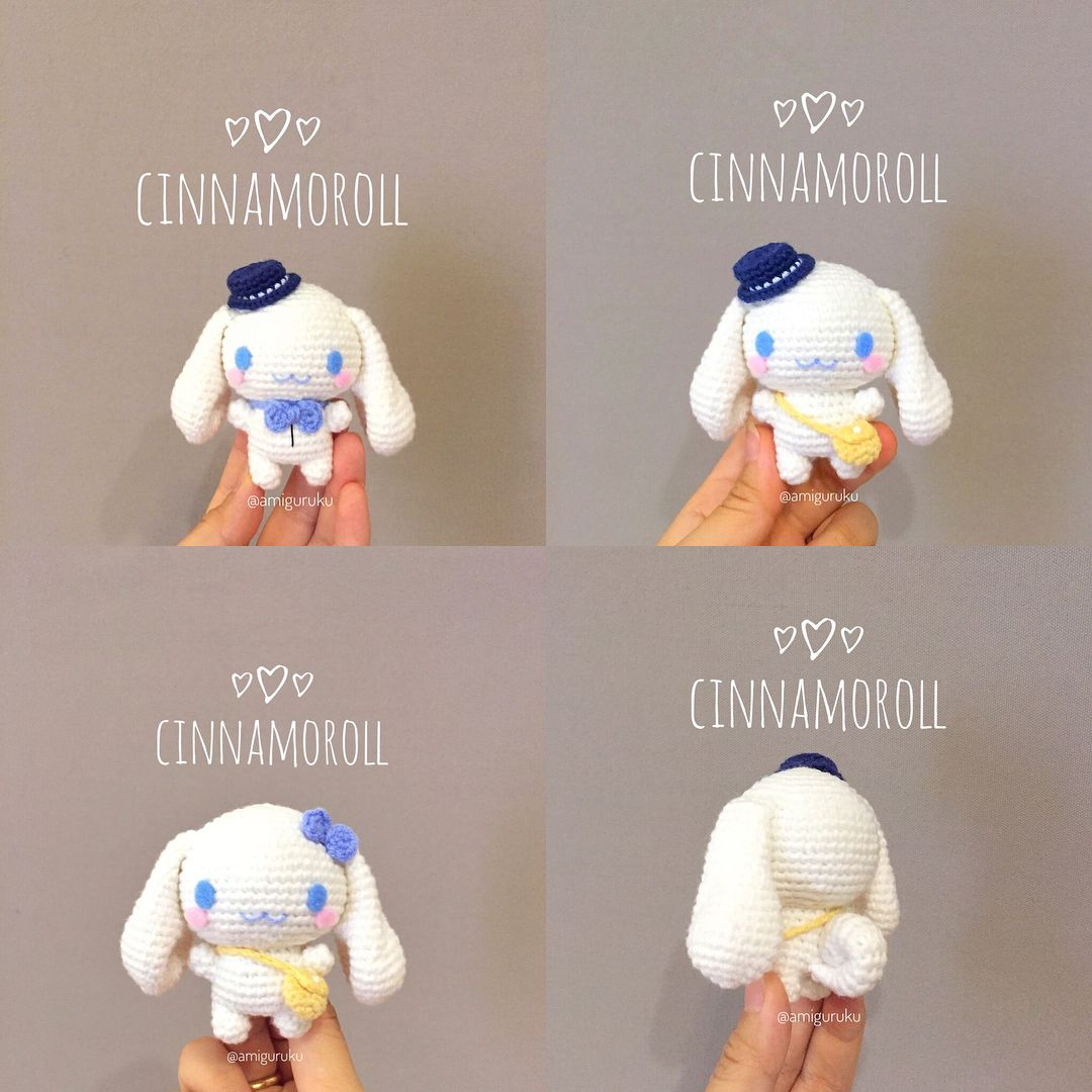 DIY: Haarknoten für Amigurumi-Puppe häkeln - YouTube   1080x1080