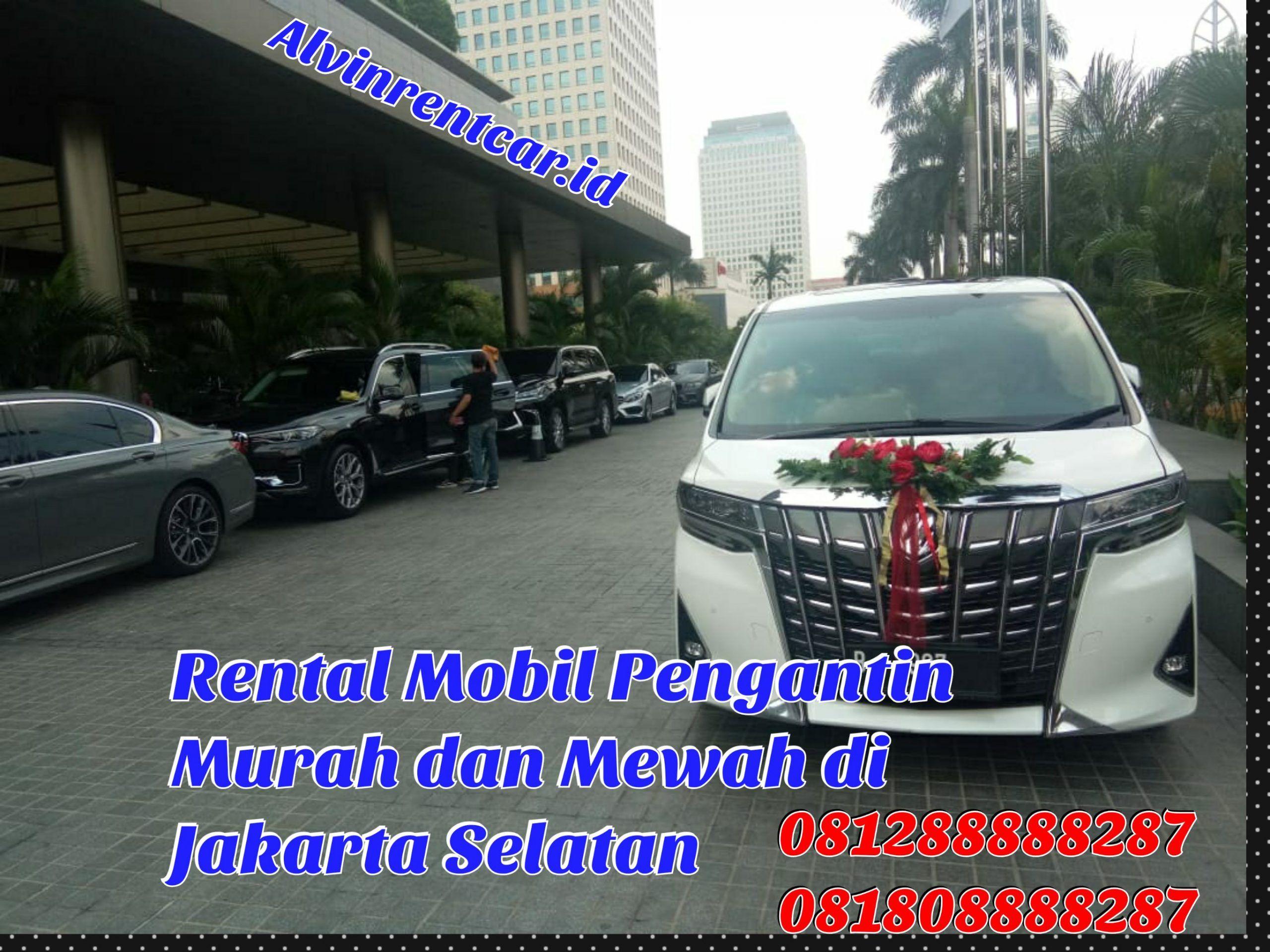 Rental Mobil Pengantin Di Jakarta Selatan Mobil Mewah Mercedes Mobil