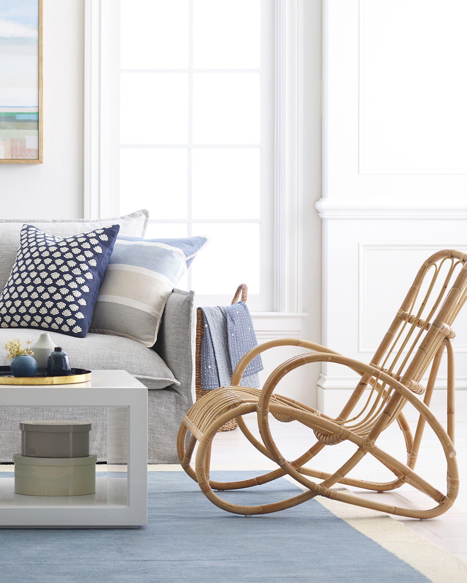 10+ Amazing Rattan Chair Living Room
