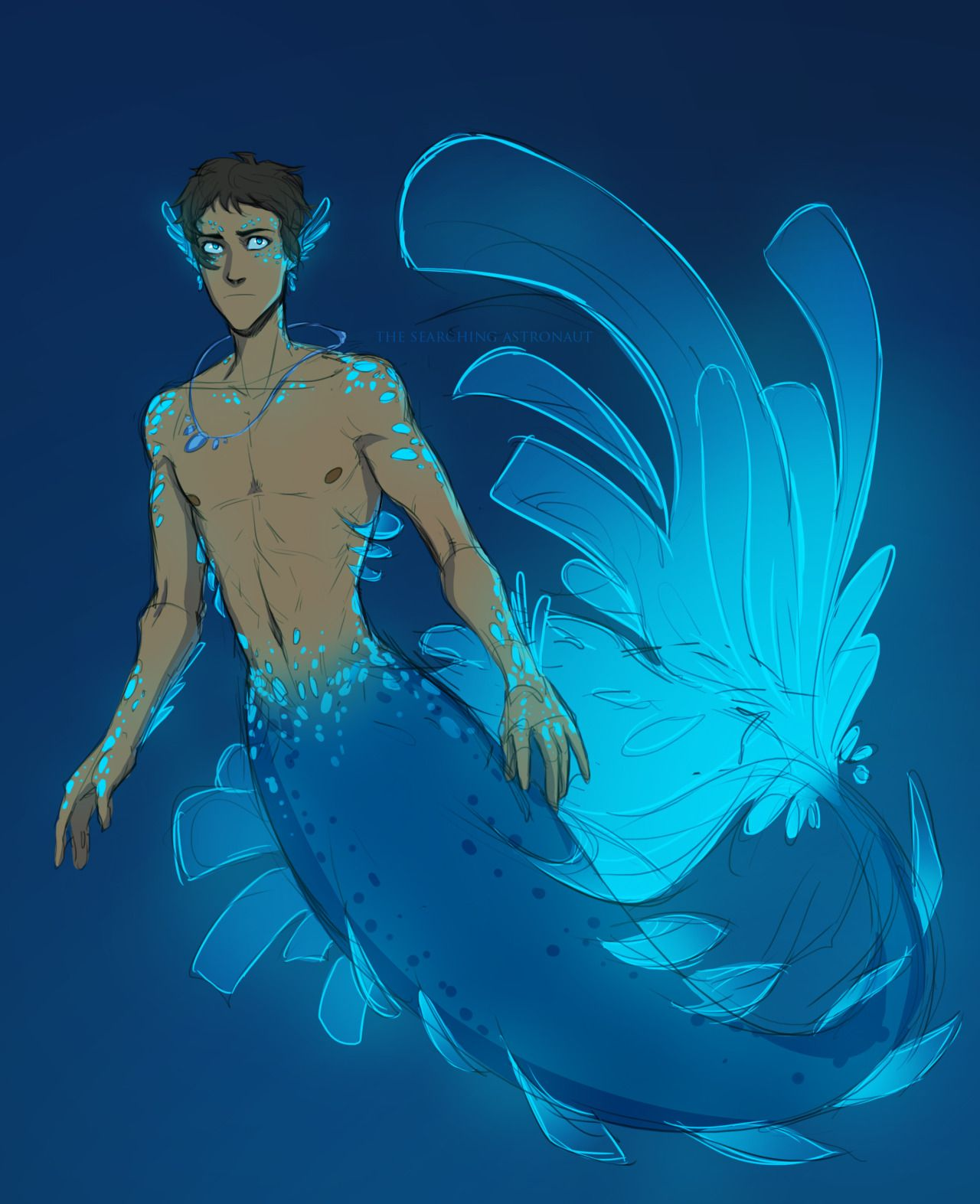 merman lance is my aesthetic tbh voltron pinterest lancing
